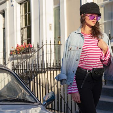 Outfit: Pink thing in Notting Hill